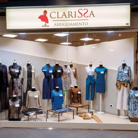 Clarissa abbigliamento